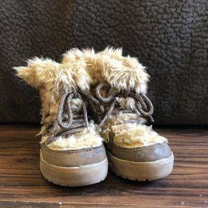 Toddler Girls Fashion Boots